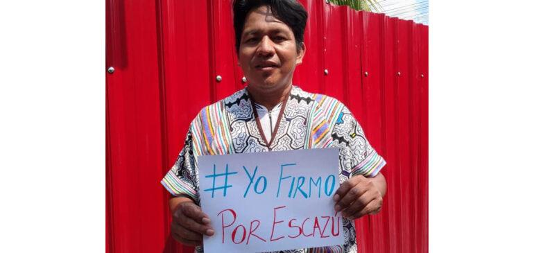 ¡Exigimos proteger la vida del presidente de FECONAU!