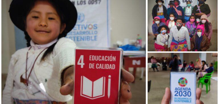 #DiálogosAlBicentenario: Hermanas de FEMUPA dialogan sobre los ODS de cara al Bicentenario