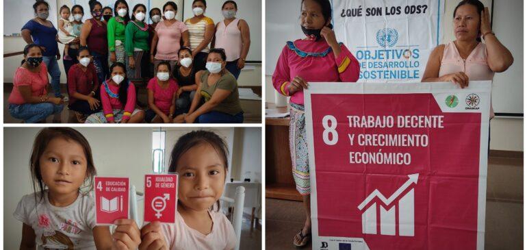 #DiálogosAlBicentenario: Hermanas de ORDEMI dialogan sobre la relevancia de los ODS de cara al Bicentenario
