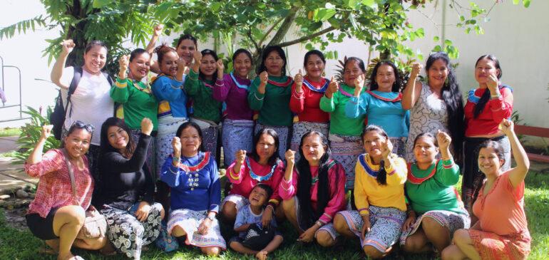 Ucayali: Hermanas de ORDEMI y FECONAU se capacitan para enfrentar los impactos del cambio climático