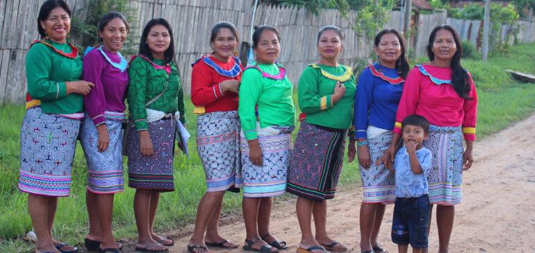 Boletín N° 2: Mujeres indígenas, cambio climático y bosques