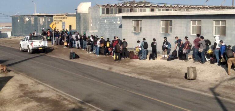 Miles de trabajadores mineros contagiados llevan el Covid-19 a nuestras comunidades