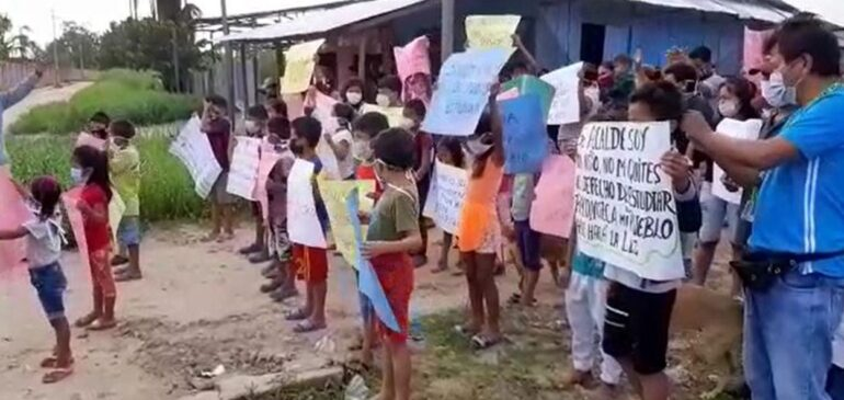 Inicio del año escolar: gobierno sigue sin garantizar el derecho a la educación