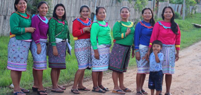 VIDEO: Mujeres indígenas en resistencia frente a la crisis climática