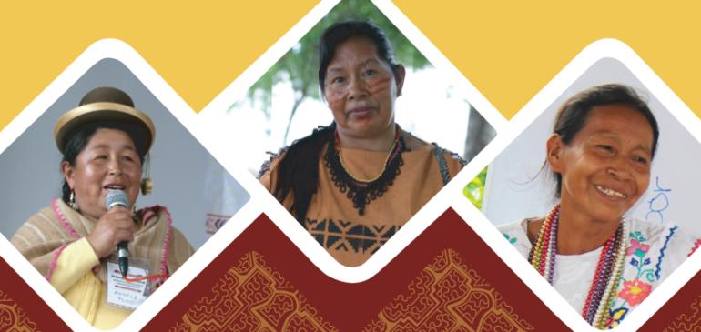 Cartilla informativa: Derechos de los pueblos indígenas u originarios