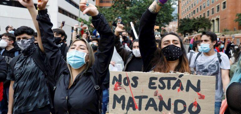 Condenamos la complicidad de la OEA frente a la represión criminal en Colombia