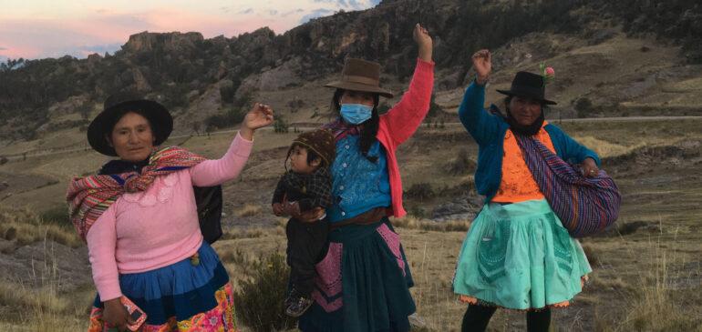 ONAMIAP en el Año Nuevo Andino
