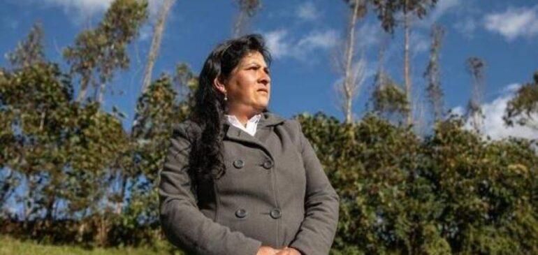 Rechazamos ataques racistas contra la próxima primera dama Lilia Paredes