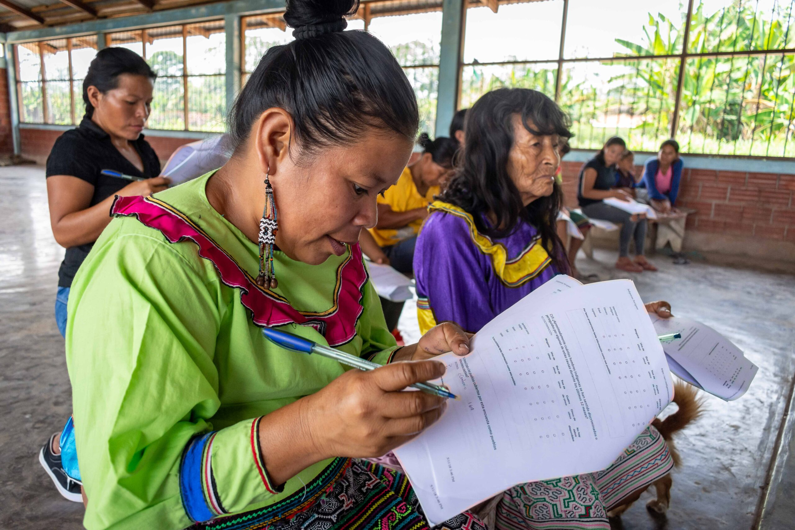 ONAMIAP monitorea ejercicio de derechos de comunidades indígenas de Ucayali