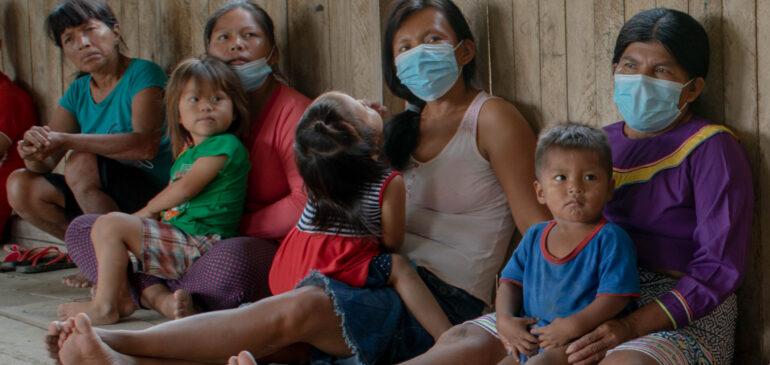 Actualización de estatutos para la defensa de derechos en las comunidades de Ucayali