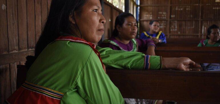 Día de los Derechos Cívicos de la Mujer: seguimos luchando por una ciudadanía efectiva para las mujeres indígenas